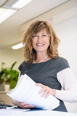 Monika Ibolia Meier Volksapotheke Schaffhausen Geschäftsstelle