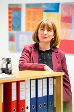 Renate Griadunova Volksapotheke Geschäftsstelle