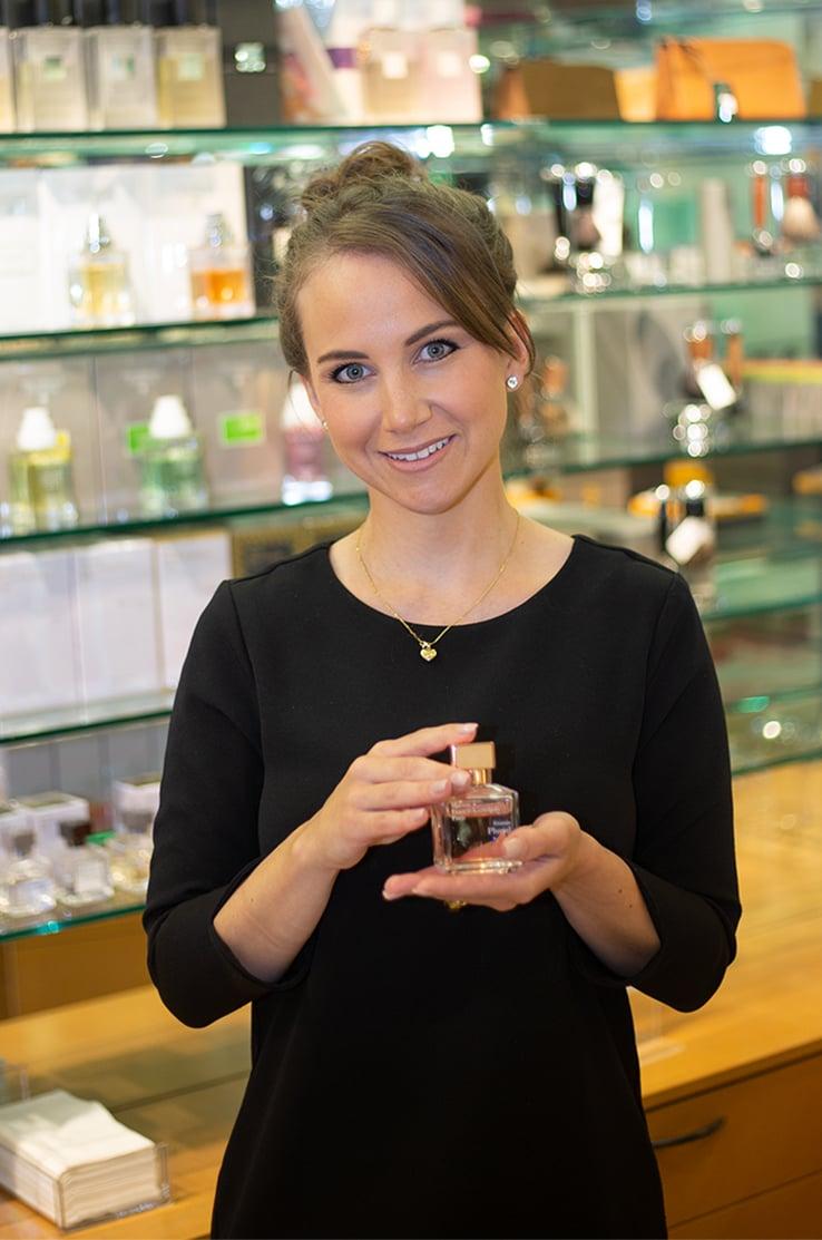 Nathalie Grolimund_Parfümerie