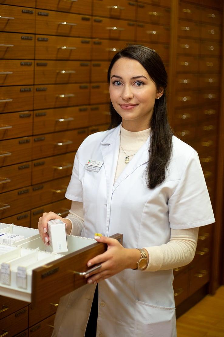Merema Selimi_Pharma-Assistentin