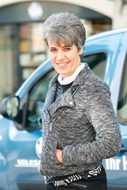 Silvia Glaus Volksapotheke Hauslieferdienst