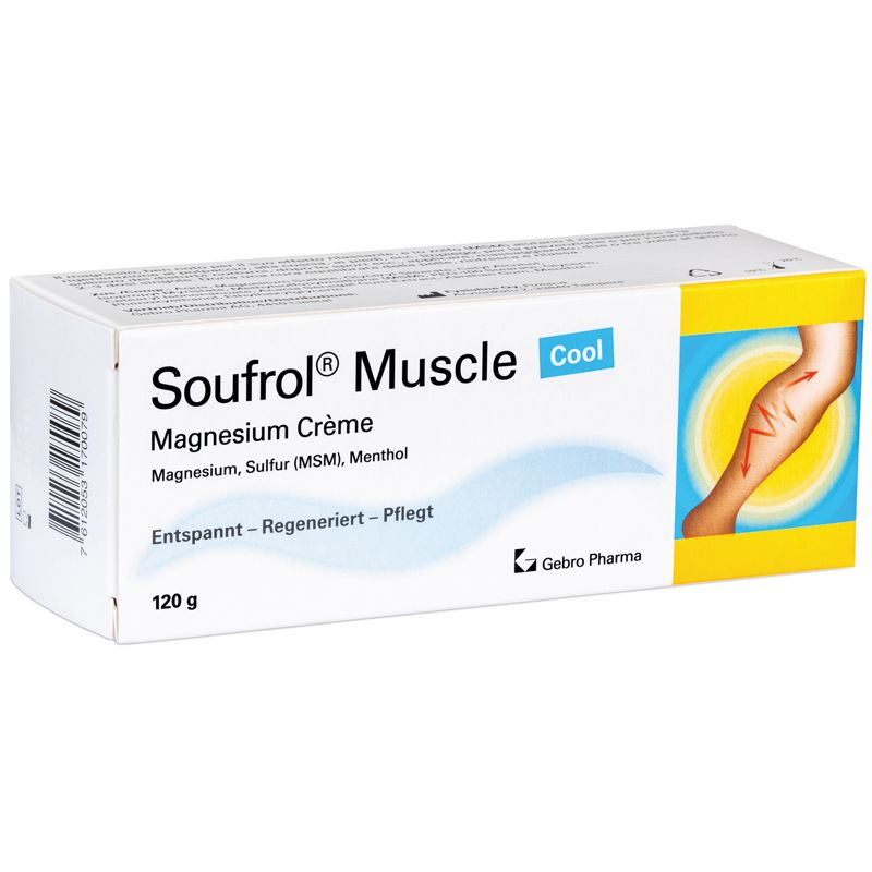 soufrol muscle cool