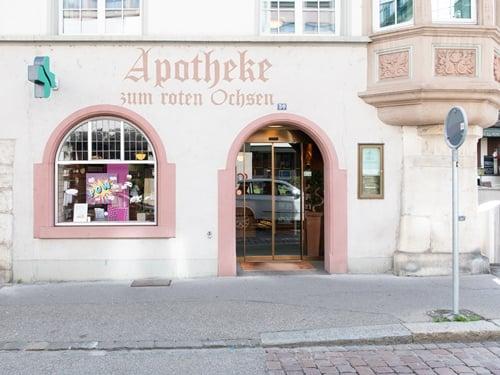 Volksapotheke Roter Ochsen Schaffhausen