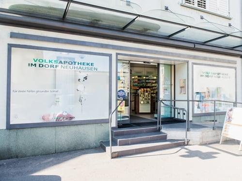 Volksapotheke im Dorf Neuhausen-4